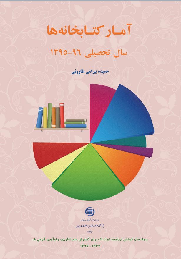 آمار کتابخانهها: سال تحصیلی 96-1395