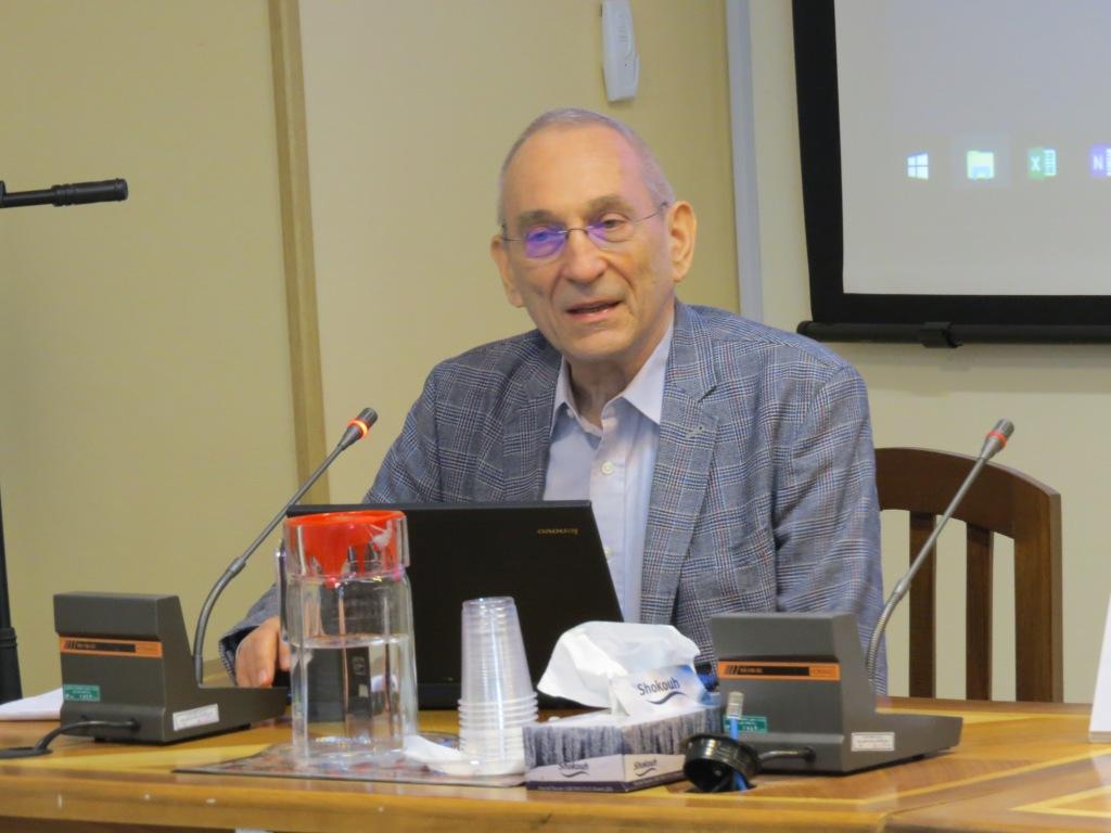 فعالیتهای بینالمللی اصطلاحشناسی در ایرانداک تشریح شد