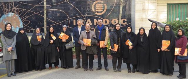 ایرانداک میزبان استادان دانشگاه علوم پزشکی تهران شد