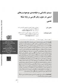 سیستم شناسایی و طبقهبندی موجودیتهای اسمی در متون زبان فارسی بر پایه شبکه عصبی