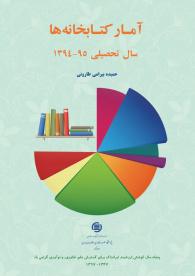 آمار کتابخانهها: سال تحصیلی 95-1394