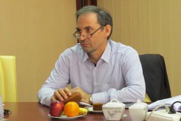 بازدید مدیرکل دفتر سیاست گذاری و برنامهریزی امور پژوهشی وزارت عتف از ایرانداک
