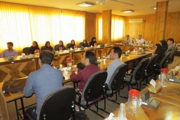 بازدید دانشجویان دانشگاه الزهرا (س) و علوم پزشکی تهران از ایرانداک