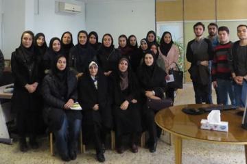 ایرانداک میزبان دانشجویان کتابداری پزشکی دانشگاههای علوم پزشکی تهران، ایران و شهید بهشتی شد