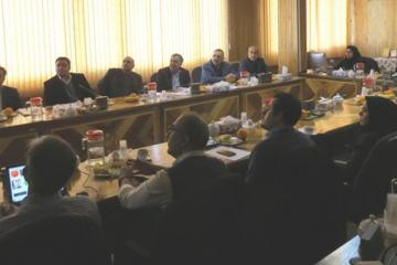 حضور معاون فرهنگی وزارت فرهنگ و ارشاد اسلامی در ایرانداک