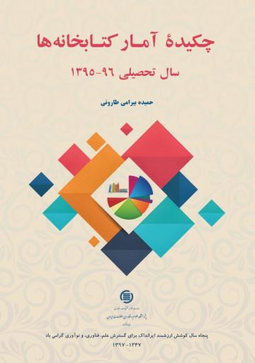 چکیده آمار کتابخانهها: سال تحصیلی 96-1395