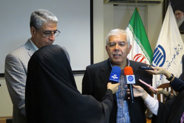 «پایگاه اصطلاحنامههای علمی و فنی» و «سامانه دانش ایران: مشارکت ایرانیان در دانش جهان» رونمایی شد