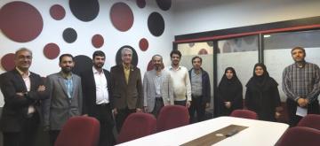 معاون دولت الکترونیکی سازمان فناوری اطلاعات ایران از ایرانداک بازدید کرد