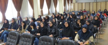 بازدید استادان و دانشجویان تحصیلات تکمیلی دانشگاه الزهرا(س) از ایرانداک