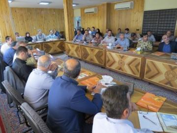 بازدید مدیران نیروهای مسلح از ایرانداک