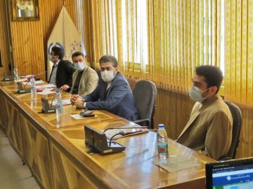 مدیران مرکز صدا و سیمای البرز از ایرانداک بازدید کردند
