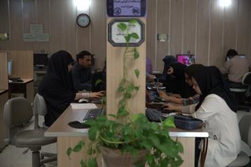 پایان کار تالار جستوجوی اطلاعات ایرانداک